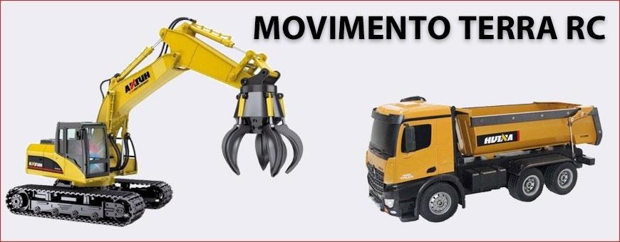 MOVIMENTO TERRA RC: Vendita Online a Prezzi Scontati - PieroniModellismo.it