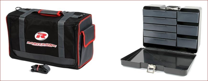 BORSE PER MODELLISMO, Valigette e Cassette Porta Accessori