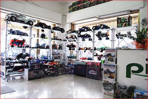 Il nostro negozio di modellismo